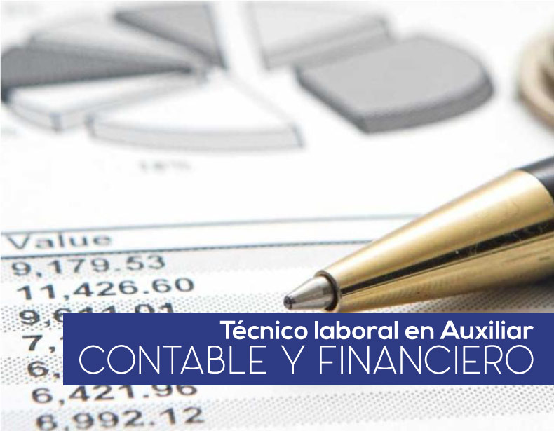 Auxiliar Contable y Financiero